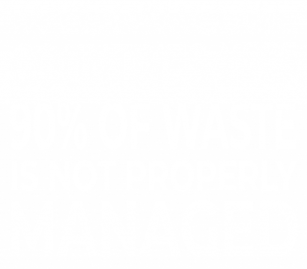 In low-income countries, more than 90% of waste is not properly managed